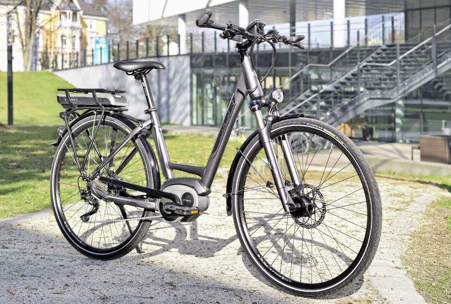 E Bike Citybike gebraucht