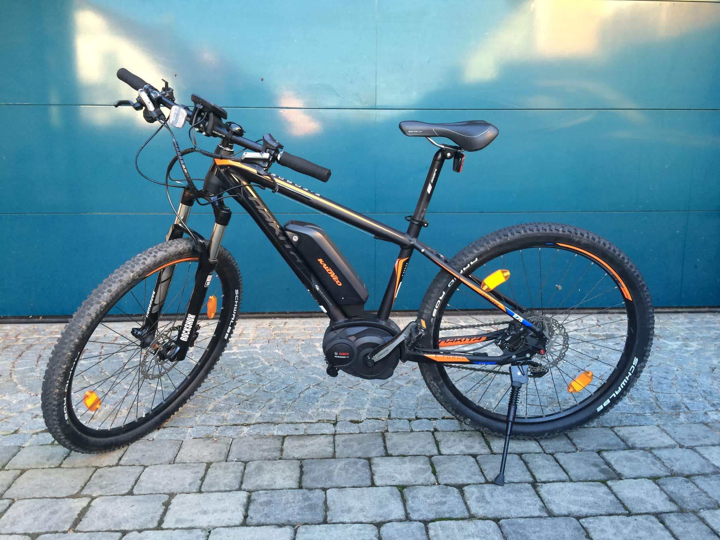 Nakita E mountainbike gebraucht