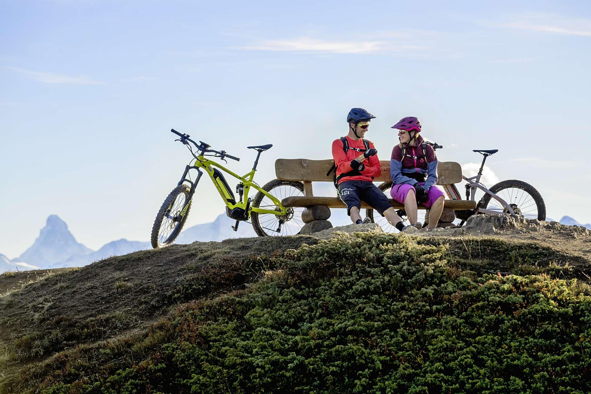 Gebraucht e-Mountainbikes