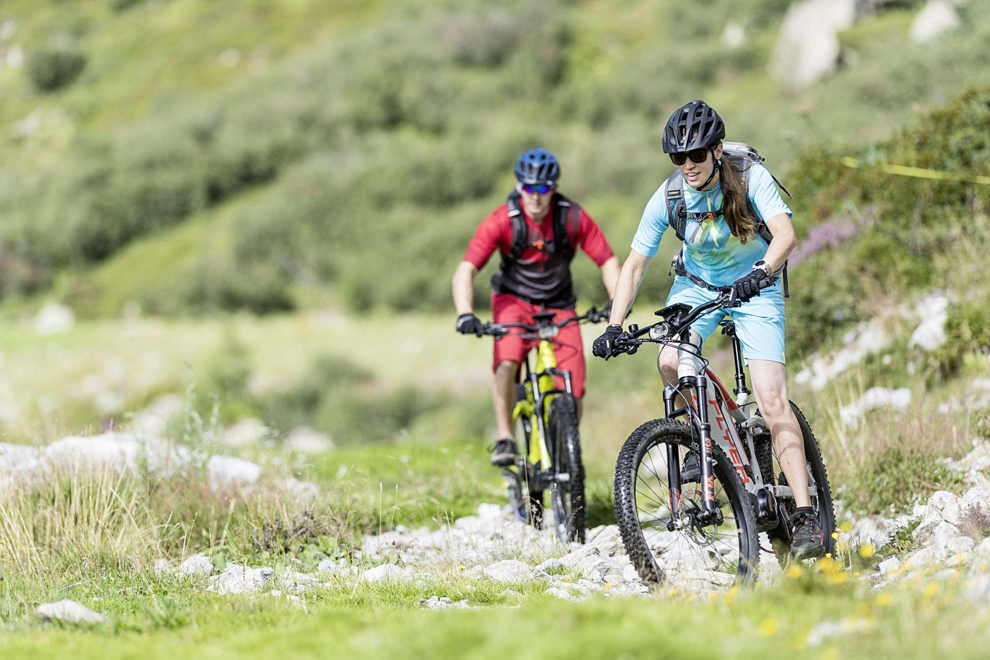 Haibike e-bike gebraucht
